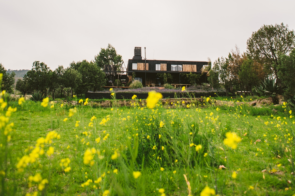 un lugar espectacular entre la naturaleza, Japoneza Retreat