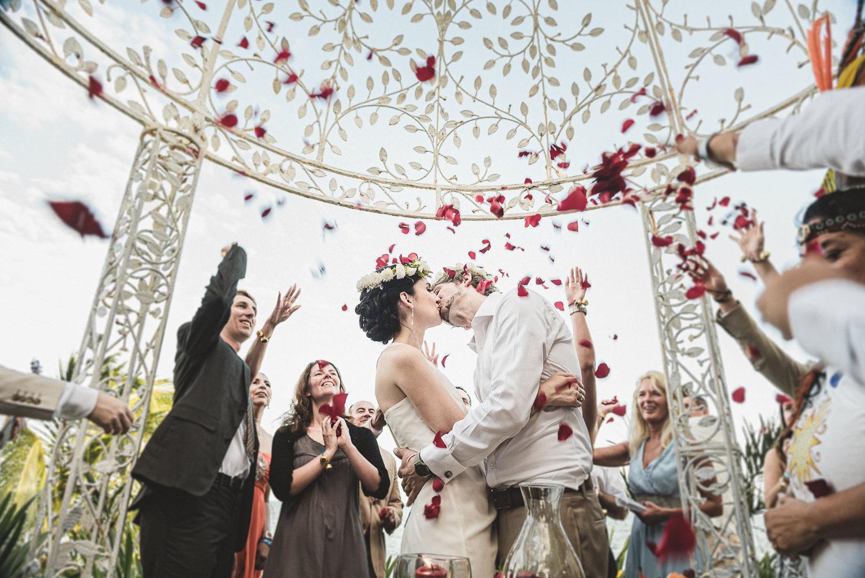 Boda Maya en Ocean Weddings, Cancun